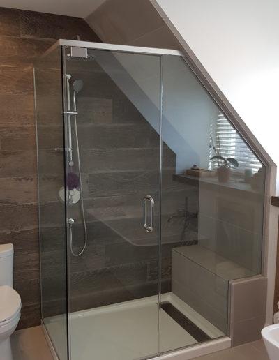 Douche à Linteau - Mirabel
