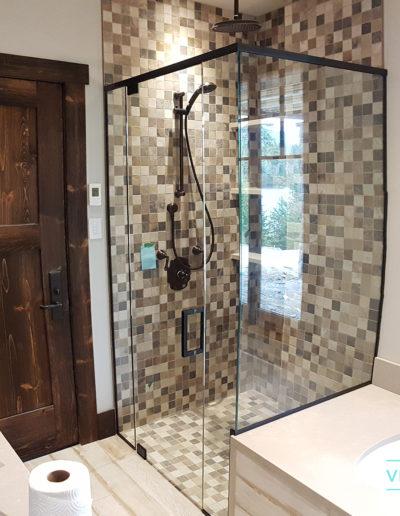Douche à Linteau - Tremblant