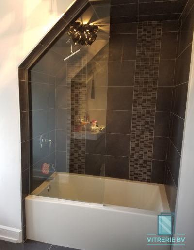 Panneau Fixe pour bain - Hochelaga