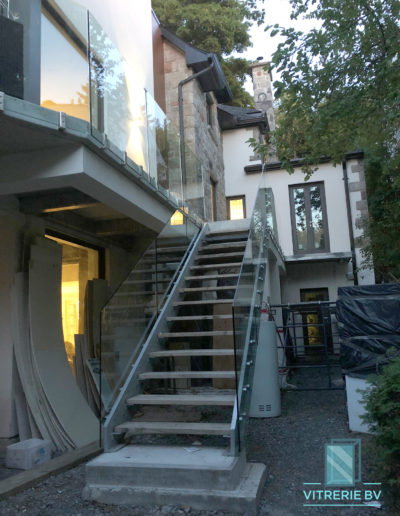 Garde-Corps - Outremont 2