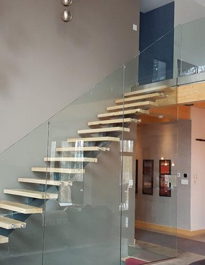Cloison d'Escalier - Boucherville