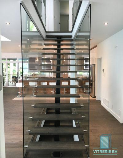 Cloison d'Escalier - Chomedey