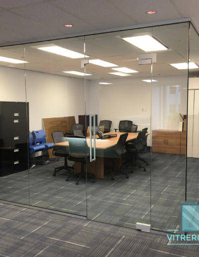 Cloison Commerciale - Sherbrooke O