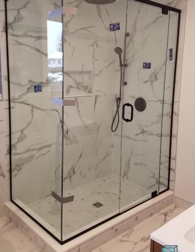 Douche à Linteau - Brossard