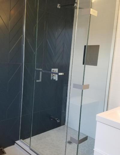 Douche à Linteau - Boisbriand
