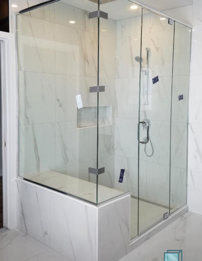 Douche à Linteau - Rosemère
